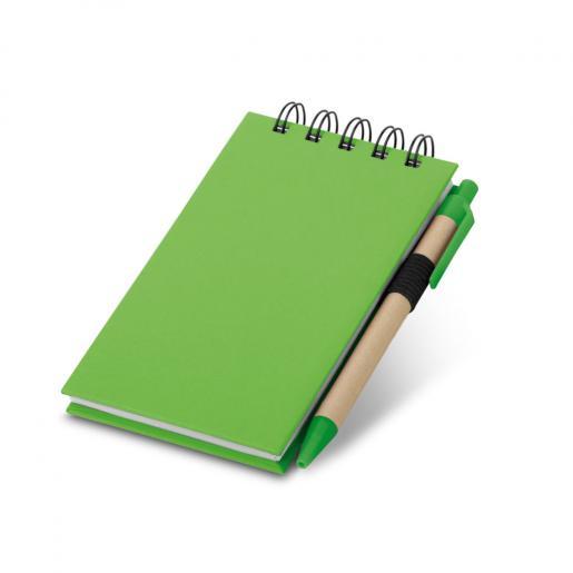 Офисные принадлежности - Блокнот со стикерами и ручкой (53369-22FM)