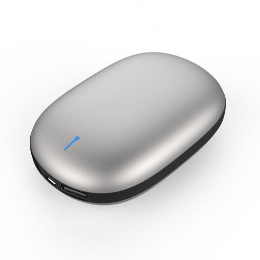 Павербанки - Зарядное устройство Power Bank с функцией обогрева рук,  8000 mAh (028000W)