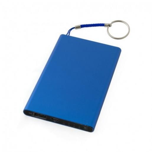 Павербанки - Зарядное устройство Power Bank, 4000 mAh, металл (06P0140M9)