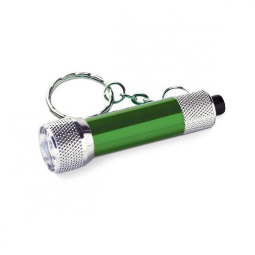 Аксессуары для путешествий - Брелок-фонарик, металлический  (0993141)