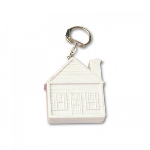 Брелоки - Брелок-рулетка пластиковый, 2 м (0195213002)