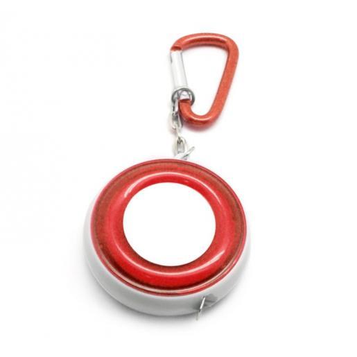 Брелоки - Брелок-рулетка с карабином, 2 м (039010)