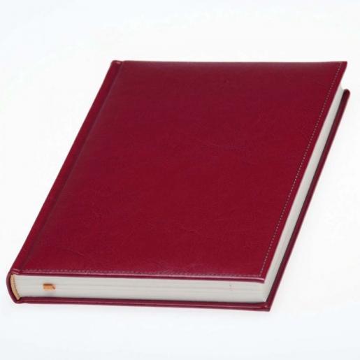 Датированные ежедневники - Ежедневник Небраска, датированный А5, кремовый блок, линия (0183068265)