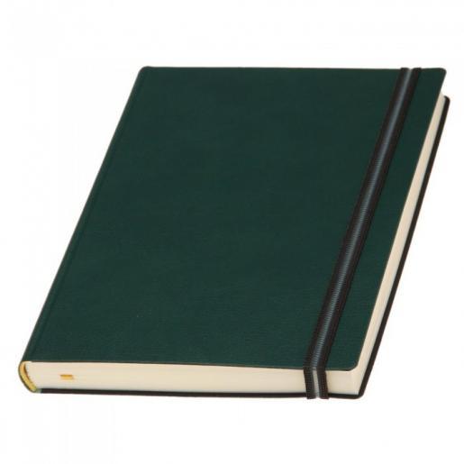 Недатированные ежедневники - Ежедневник Дакар Премиум Эластик, недатированный А5, белый блок, линия, гибкая обложка (01820593)