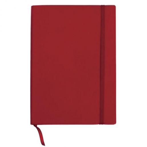 Записные книжки - Записная книжка А5, кр/бл, линия (09162-B25-04)