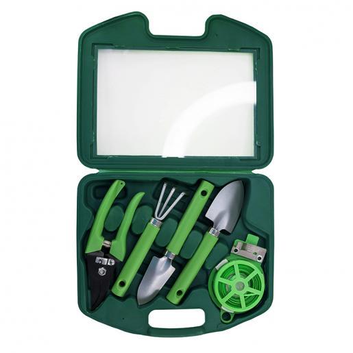 Инструменты - Набор садовых инструментов (021750T)