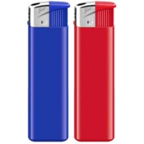 Зажигалки - Зажигалка пьезо пластиковая (04181005)