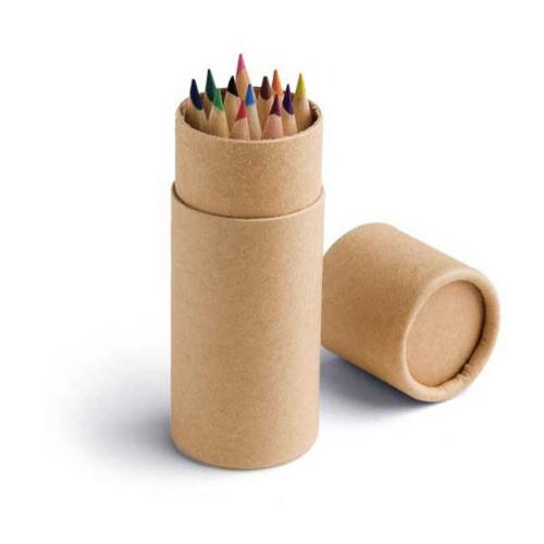 Карандаши - Набор карандашей цветных 12 шт (91752FM)