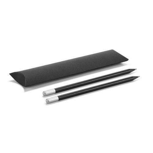 Карандаши - Набор карандашей под лого в футляре (0091737)