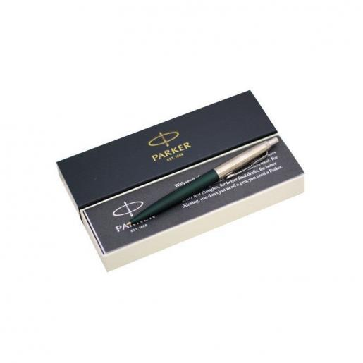 TM Parker - Ручка шариковая Parker JOTTER 17 XL Matt Green CT BP (12 332)