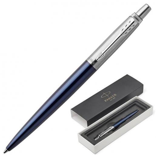 TM Parker - Шариковая ручка Parker JOTTER 17 Royal Blue CT BP (16 332)