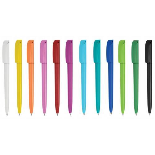Ручки пластиковые - Авторучка пластиковая (07E10240)