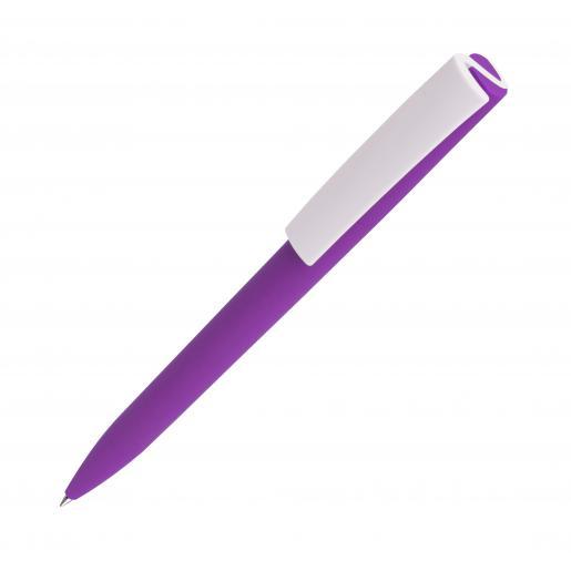 Ручки пластиковые - Ручка пластиковая софт тач (031015)