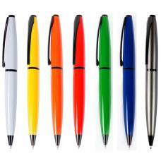 Ручки металлические - Авторучка металлическая (025031)