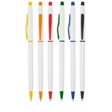Ручки металлические - Ручка шариковая, металлическая (029080)