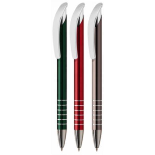 Ручки металлические - Авторучка металлическая (04020312)