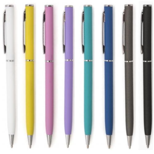 Ручки металлические - Ручка металлическая с Soft Touch покрытием (0611N01B9F5)