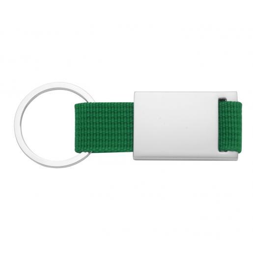 Брелоки - Брелок металлический, прямоугольный (039100)