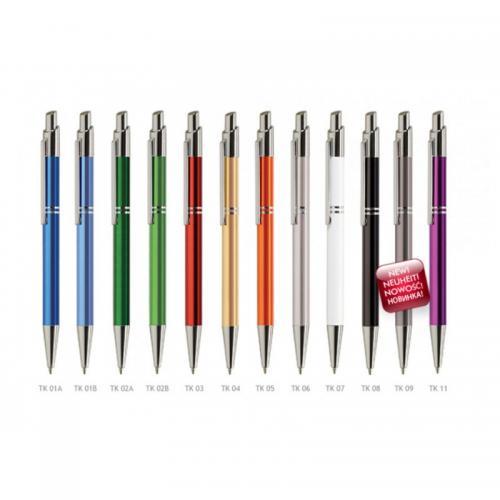 Ручки металлические - Авторучка металлическая TIKO
