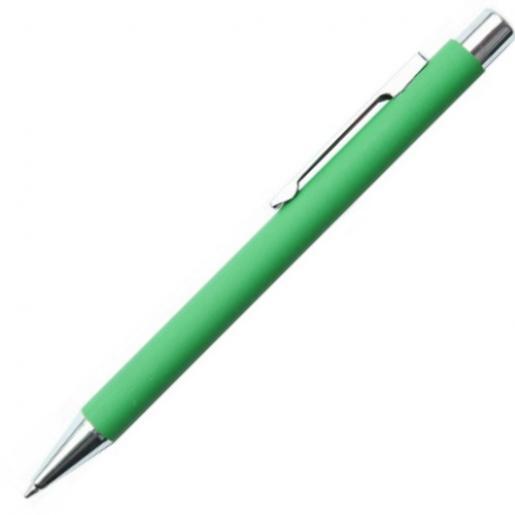 Ручки металлические - Авторучка металлическая с Soft Touch покрытием (0611N05B6F2)