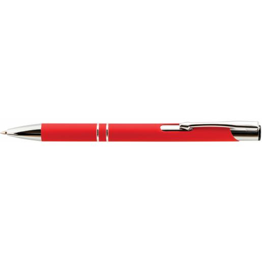 Ручки металлические - Авторучка металлическая с Soft Touch покрытием (07E10312)