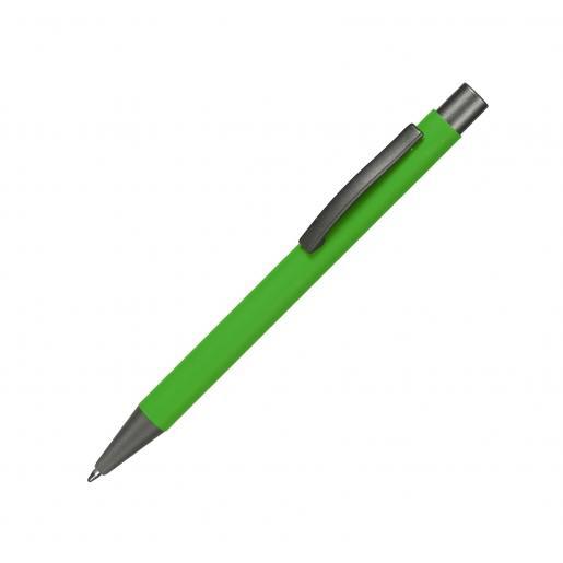 Ручки металлические - Авторучка металлическая с Soft Touch покрытием (032012)