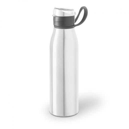 Аксессуары для путешествий - Бутылка для воды 650 мл, металл (0994631/FM)