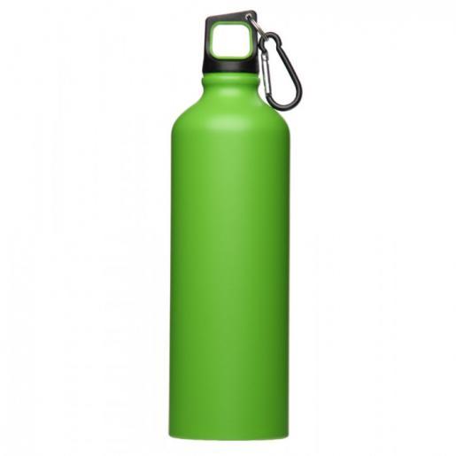 Спортивные бутылки - Бутылка спортивная, 750 мл, металлическая (0994633)