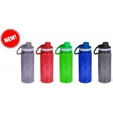 Спортивные бутылки - Бутылка спортивная, 700 мл, пластиковая (031702)