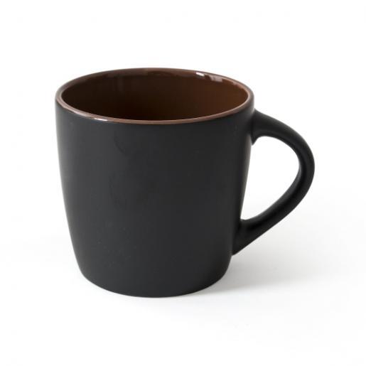 Кухонные аксессуары - Чашка керамическая, матовая снаружи 300 мл (0651K034M98)