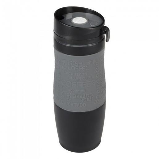 Термокружки - Термокружка металлическая, 380 мл (0190304148)