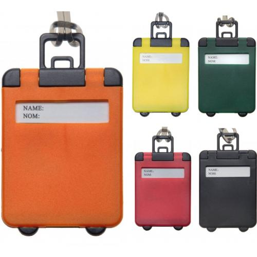 Аксессуары для путешествий - Бирка багажная (01953167)