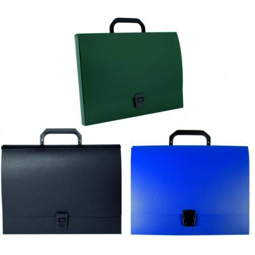 Сумки для документов - Портфель пластиковый А4 (07N31607)