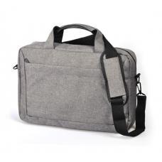 Сумки и рюкзаки для ноутбуков - Сумка для ноутбука, серая (033015)