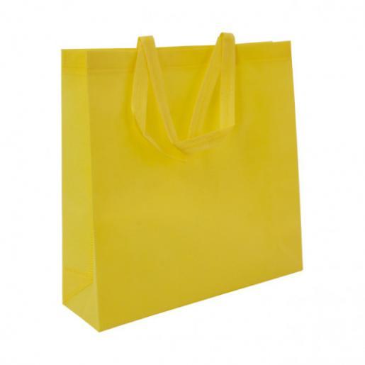 Сумки для покупок - Сумка для покупок, спанбонд, 40х12х40 см, 80г (0650S10006)