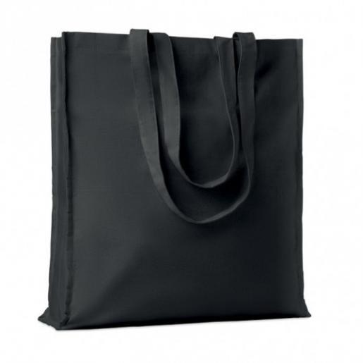 Сумки для покупок - Сумка для покупок, хлопок, цветная, 35х10х42 см, 160 г (0650S2002)
