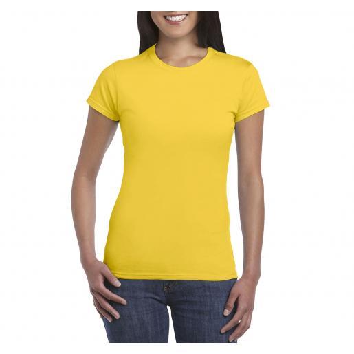 Футболки - Футболка женская цветная (0364000L)