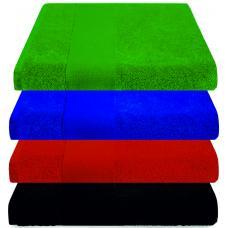 Аксессуары для путешествий - Полотенце 70х140 см, цветное (037091)