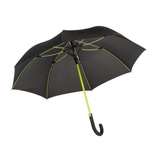 Зонты трости - Зонт-трость, полуавтомат, с цветными спицами (06560103354)