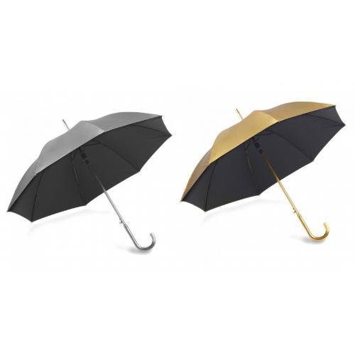 Зонты трости - Зонт-трость, полуавтомат, с алюминиевой ручкой (01954123)