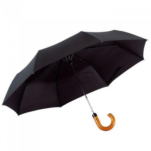 Складные зонты - Зонт мужской, складной, полуавтомат (01901011)